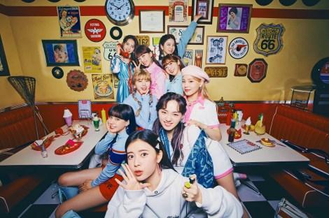 4月7日に2ndシングルをリリースするNiziU