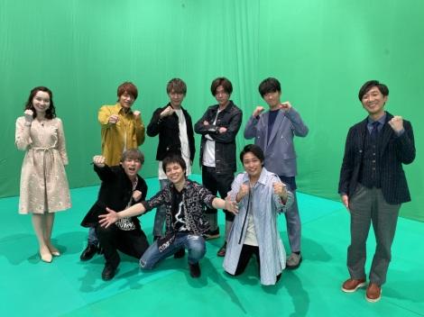 『ぴったんこカン・カンスペシャル』に出演するジャニーズWEST(中央) (C)TBS