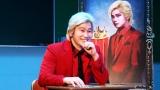『NHK高校講座』に出演するカズレーザー(C)NHK