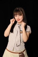「裏から支える立場としてこれからもSKE48のために私は頑張る」と竹内彩姫(C)2021 Zest,Inc.