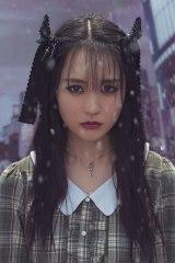 『LARME』046 Autumnに登場した乃木坂46・賀喜遥香