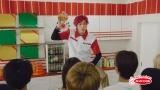 「スーパーカップ/ブタキムEXIT」篇=メイキングカット