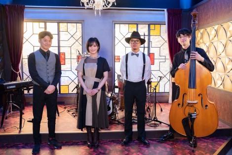 東海テレビ・フジ系オトナの土ドラ『その女、ジルバ』主題歌を担当する山本彩(C)東海テレビ
