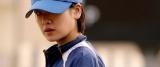 最高球速134キロを誇り、<天才野球少女>とたたえられてきたチュ・スインを演じるイ・ジュヨン=映画『野球少女』(3月5日公開)(C) 2019 KOREAN FILM COUNCIL. ALL RIGHTS RESERVED