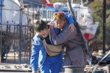 『君と世界が終わる日に』に出演するキム・ジェヒョン、竹内涼真 (C)日本テレビ
