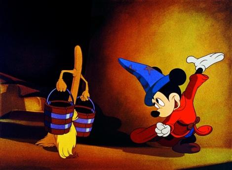 ディズニーの名画『ファンタジア』3月26日より全国の映画館で順次公開 (C)Courtesy of Disney