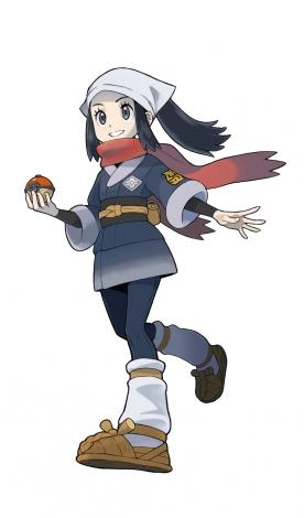 ポケモン新作『Pokemon LEGENDS アルセウス』