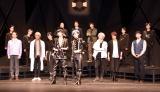 2.5次元ダンスライブ『ALIVESTAGE外伝 ZIX STAGE「Break It!」』ゲネプロ前取材の模様 (C)ORICON NewS inc.