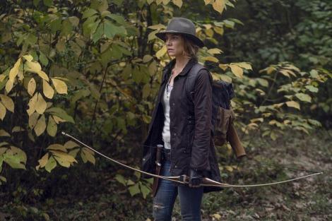 『ウォーキング・デッド』シーズン10・第17話の場面写真 (C)2021 AMC Network Entertainment LLC. All Rights Reserved.