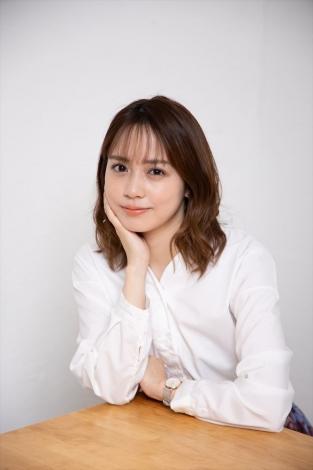 川上杏(あんず)役の奥仲麻琴=ABCテレビ(関西)で放送中のドラマ+『ももいろ あんずいろ さくらいろ』