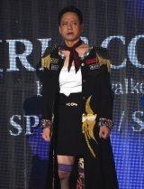 『第32回 マイナビ 東京ガールズコレクション 2021 SPRING/SUMMER』に登場した勝村政信 (C)ORICON NewS inc.