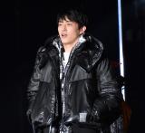 『第32回 マイナビ 東京ガールズコレクション 2021 SPRING/SUMMER』に登場した杉野遥亮 (C)ORICON NewS inc.