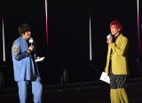 『第32回 マイナビ 東京ガールズコレクション 2021 SPRING/SUMMER』に登場したEXIT (C)ORICON NewS inc.