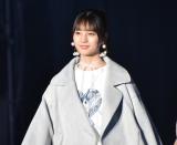 『第32回 マイナビ 東京ガールズコレクション 2021 SPRING/SUMMER』に登場した日向坂46・小坂菜緒(C)ORICON NewS inc.