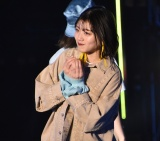 『第32回 マイナビ 東京ガールズコレクション 2021 SPRING/SUMMER』に登場した日向坂46・ 佐々木美玲(C)ORICON NewS inc.
