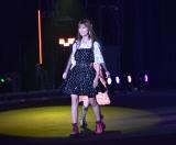 『第32回 マイナビ 東京ガールズコレクション 2021 SPRING/SUMMER』に登場した生見愛瑠 (C)ORICON NewS inc.