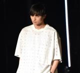 『第32回 マイナビ 東京ガールズコレクション 2021 SPRING/SUMMER』に登場した一ノ瀬颯 (C)ORICON NewS inc.