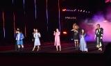 『第32回 マイナビ 東京ガールズコレクション 2021 SPRING/SUMMER』の模様 (C)ORICON NewS inc.