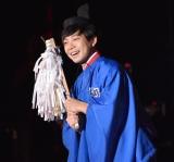 『第32回 マイナビ 東京ガールズコレクション 2021 SPRING/SUMMER』に登場したティモンディ・前田裕太 (C)ORICON NewS inc.