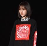 『第32回 マイナビ 東京ガールズコレクション 2021 SPRING/SUMMER』に登場したなえなの (C)ORICON NewS inc.