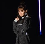 『第32回 マイナビ 東京ガールズコレクション 2021 SPRING/SUMMER』に登場した鈴木愛理 (C)ORICON NewS inc.
