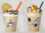 描き下ろしのカップもかわいいタリーズコーヒーと『トムとジェリー』によるコラボドリンク