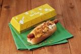 『トムとジェリー ホットドッグ  チーズ&チーズメルト』(税込495円)