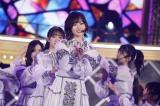 最新シングルでセンターを務めた山下美月=『乃木坂46 9th YEAR BIRTHDAY LIVE』