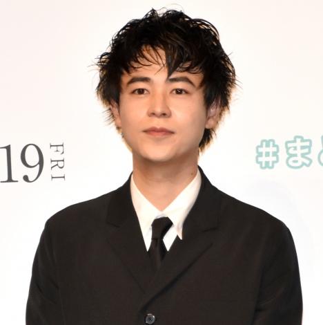 映画『まともじゃないのは君も一緒』完成報告イベントに出席した成田凌 (C)ORICON NewS inc.