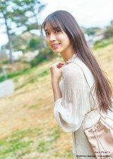 『週刊ヤングマガジン』14号表紙を飾るモーニング娘。'21・牧野真莉愛