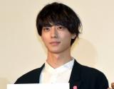 『NO CALL NO LIFE』完成披露上映会の舞台あいさつに参加した井上祐貴 (C)ORICON NewS inc.