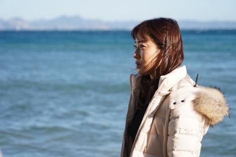 『ウチの娘は、彼氏が出来ない!!』第8話に出演する菅野美穂 (C)日本テレビ