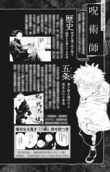 『呪術廻戦 公式ファンブック』 (C)芥見下々/集英社