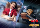 『名探偵コナン×ハリウッド・ドリーム・ザ・ライド』 (C)2020 青山剛昌/名探偵コナン製作委員会 TM & (C)Universal Studios.?All rights reserved.