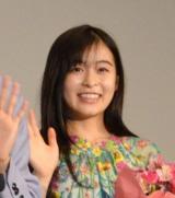 映画『ライアー×ライアー』公開御礼舞台あいさつに登壇した森七菜 (C)ORICON NewS inc.