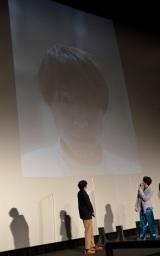 松村北斗の「僕が僕じゃないみたいな写真」=映画『ライアー×ライアー』公開御礼舞台あいさつ (C)ORICON NewS inc.