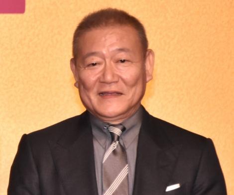 映画『騙し絵の牙』騙し合いバトル開幕式に出席した國村隼 (C)ORICON NewS inc.