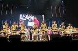 6チーム対抗『NAMBATTLE〜戦わなNMBちゃうやろっ!〜』優勝は「きゅんmart」(C)NMB48