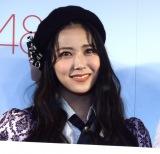 NMB48卒業を発表した白間美瑠 (C)ORICON NewS inc.