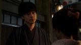 千代と話しをする天海一平(成田凌)=連続テレビ小説『おちょやん』第13週・第64回より (C)NHK