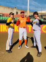 『炎の体育会TVSP』「マスク・ド・ピッチャー」より(C)TBS