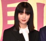 映画『騙し絵の牙』騙し合いバトル開幕式に出席した池田エライザ (C)ORICON NewS inc.