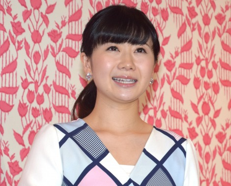 福原愛さん (C)ORICON NewS inc.
