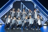 JO1・11人のデビューメンバー決定時の写真(C)LAPONE ENTERTAINMENT