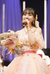 NMB48卒業コンサートをオリックス劇場で開催した山本彩加(C)NMB48
