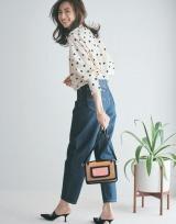 ファッション誌『VERY』専属モデルに決定した笹川友里