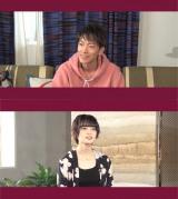 ハーゲンダッツTV-CMの放映に合わせて公開された佐藤健&平手友梨奈インタビューより