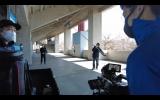 Jリーグ SNSによる誹謗中傷防止啓発映像『ネットいじめ、かっこ悪い。』メイキングカット