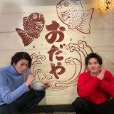 『ウチの娘は、彼氏が出来ない!!』公式ブログより(左から)東啓介、岡田健史(写真はブログより)