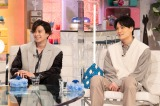 テレビ朝日系『あざとくて何が悪いの?』に出演する(左から)新田真剣佑、鈴木伸之 (C)テレビ朝日